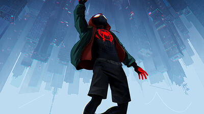 Which Other Versions of Spider-Man Will We See in 'Into the Spider-Verse'?