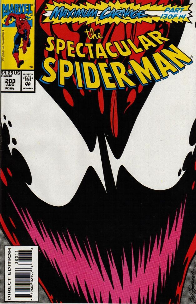 spectacular spider-man marvel database