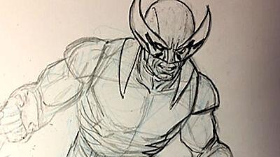 How to Draw Wolverine with Doug Braithwhite - Fandom:ArtAtHome