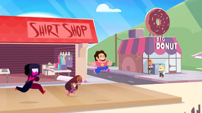 'Steven Universe' RPG Poofs Into Existence on Consoles This Summer