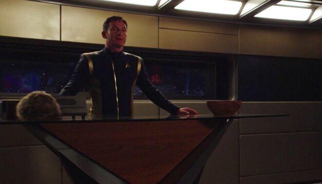 Star Trek: Discovery Lorca Tribbles