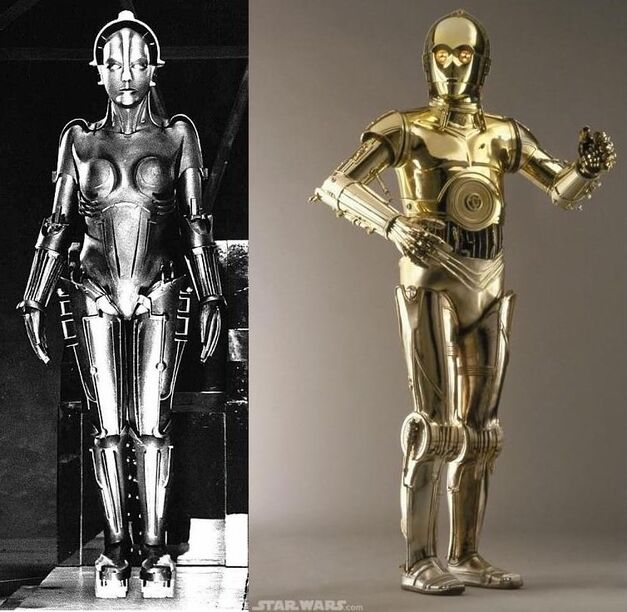 c-3po-and-metropolis-robot-side-by-side
