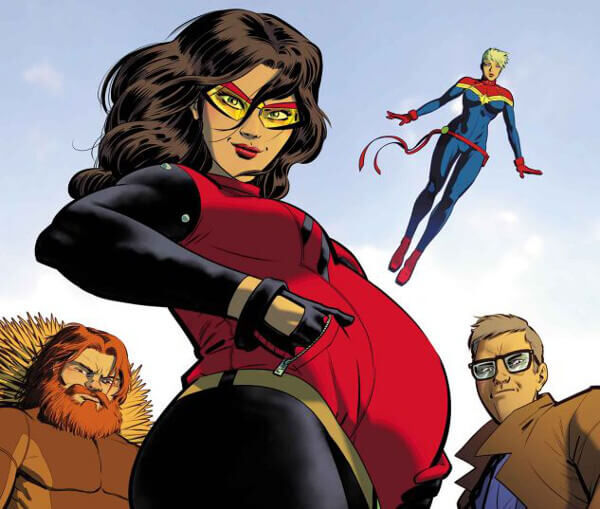 MMC - Spider-Woman