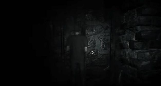 Resident Evil VR - basement