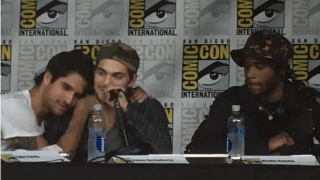 teen wolf season 6 sdcc 2016 posey sprayberry rhambo