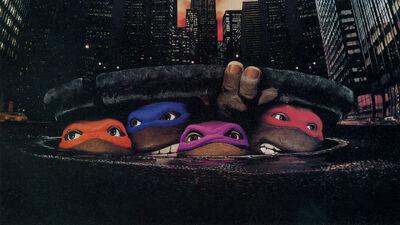 1990's 'Teenage Mutant Ninja Turtles' Movie Was the Movie That Started It All