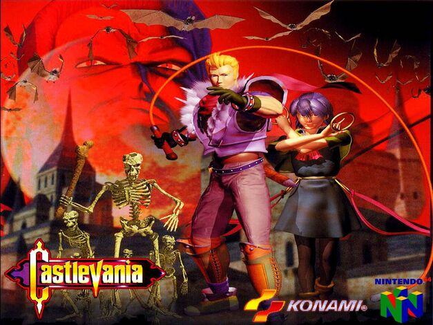 Castlevania 30th Anniversary Castlevania 64