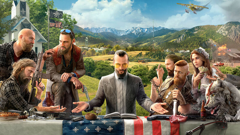 Csgo Best Case To Open 2020 Far Cry 5' Has One of the Best Prologues Ever, but Can its Open