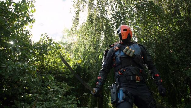 arrow invasion deathstroke