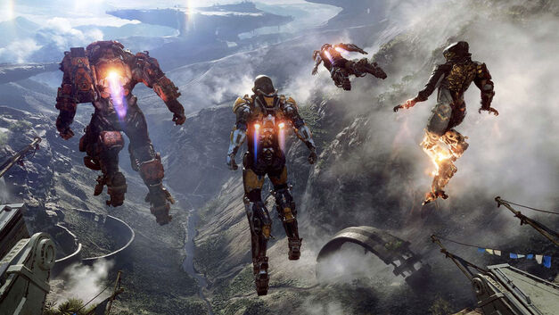BioWare's General Manager Reveals New Story Details for Anthem