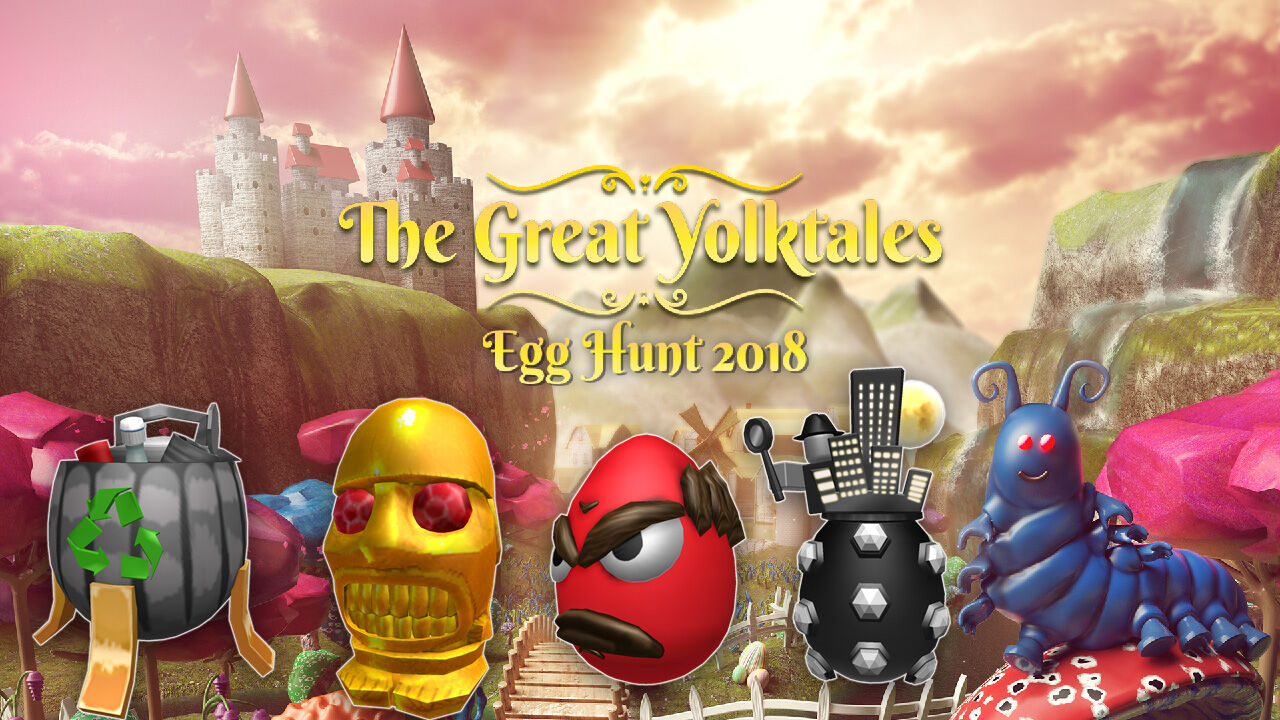 How To Get Every Egg In The Roblox Egg Hunt 2018 Fandom
