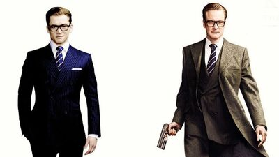 'Kingsman: The Golden Circle' Footage Out-Bonds Bond