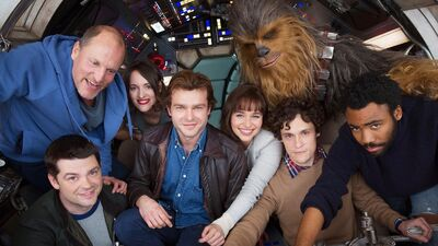 Everything We Know About the Han Solo Movie [UPDATED]
