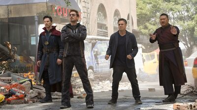 A Marvel Cinematic Universe Newcomer Attempts to Unravel 'Infinity War'