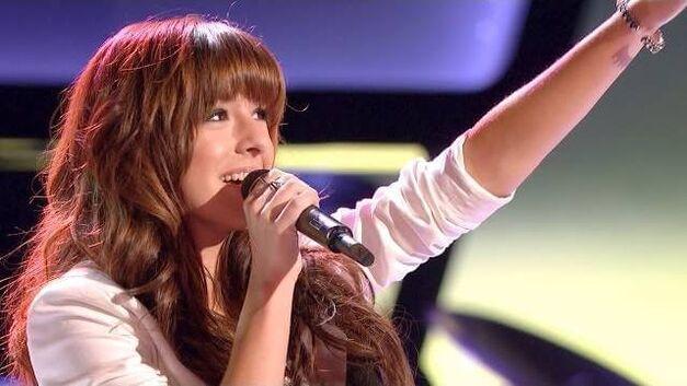 Christina Grimmie Voice audition