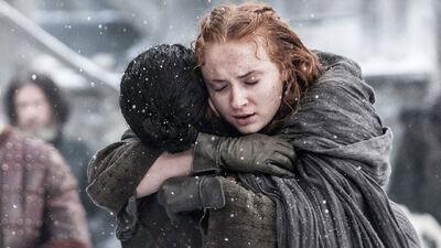 "'Game of Thrones' Recap & Reaction: ""Book of the Stranger"""