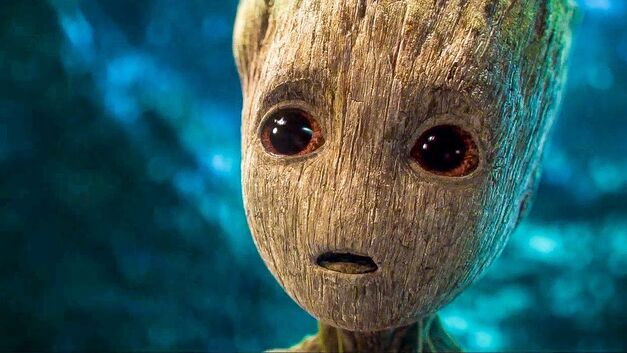 Groot is dead, long live Baby Groot