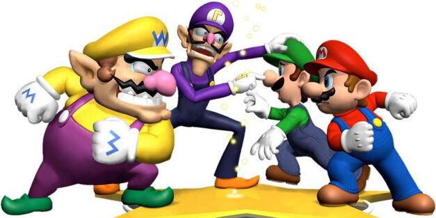 wario-waluigi-luigi-and-mario