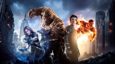 The Original Plan for 2015's 'Fantastic Four' Movie