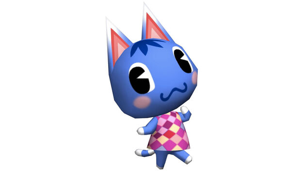 Bob Animal Crossing - Genderless Game Characters