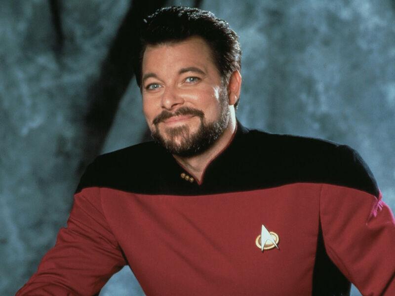 Star Trek Jonathan Frakes