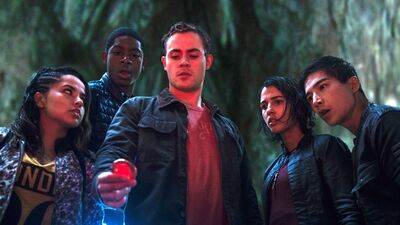 Visual Effects and the Power Rangers