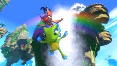 'Yooka-Laylee' Plays Like the N64 Game You've Always Dreamed Of