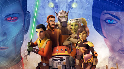 """Star Wars Rebels"" Series Finale Review"