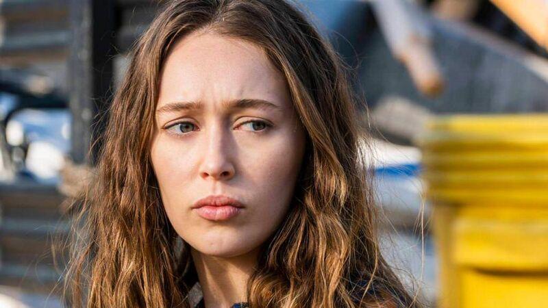 Fear the Walking Dead Alicia Clark