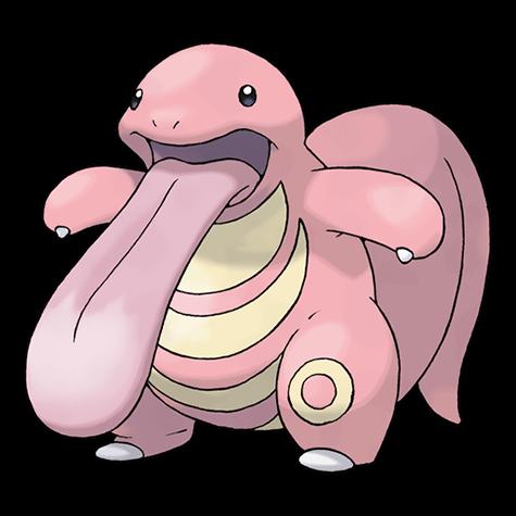 Pokemon-Lickitung