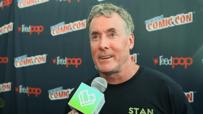 NYCC: John C. McGinley 'Stan Against Evil' Interview