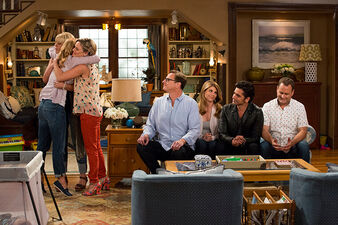 'Full House' And 'Fuller House' Are Meditations On Death