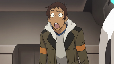 Could Lance Become Voltron's Black Paladin?