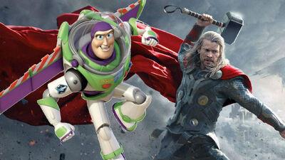 Quiz: Who Said It — Thor or Buzz Lightyear?