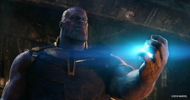 Digital Domain Avengers Infinity War Thanos