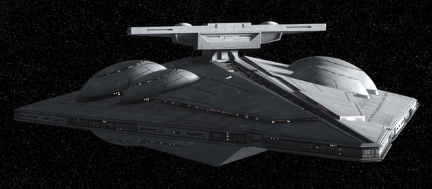 Star Wars Ships Interdictor Cruiser