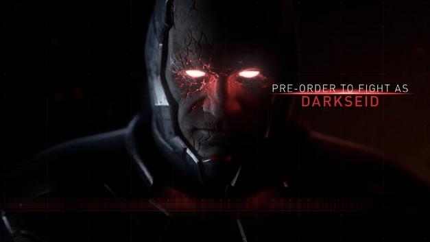 Injustice 2 Roster Darkseid