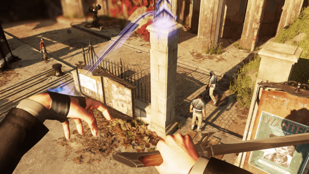 The Far Reach Ability in Dishonored 2