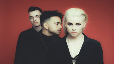The Games That Rock Pvris' Tourbus