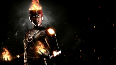 'Injustice 2' Roster: All The DC Comics Fighters (New Firestorm Gameplay Revealed)