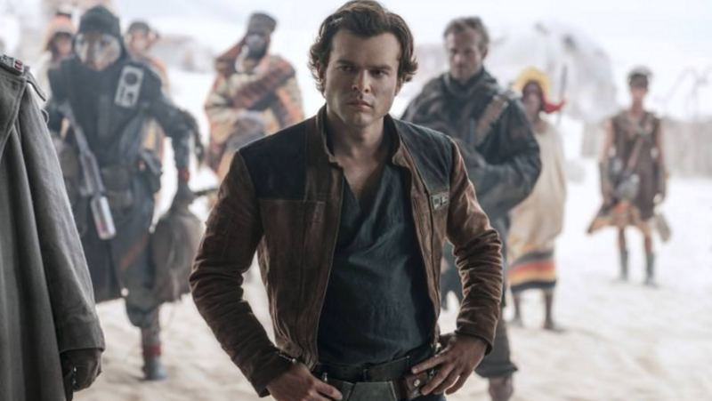 Solo: A Star Wars Story Han Solo