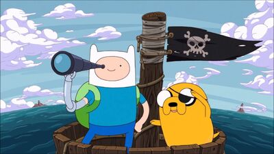 'Adventure Time: Islands' Sneak Peek: Finn and Jake Leave the Land of Ooo