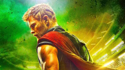 The 'Thor: Ragnarok' Trailer Is Here and Oh My God