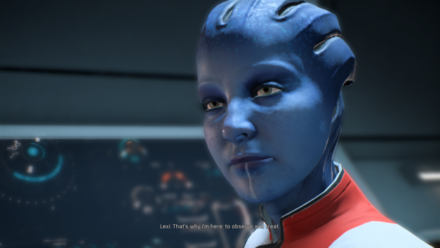 Lexi Mass Effect Andromeda