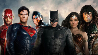 What if 'Justice League' Had Been Made in 1985...