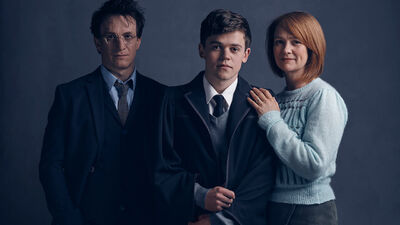 Just Arrived by Owl: Cast Photos from 'Harry Potter and the Cursed Child'