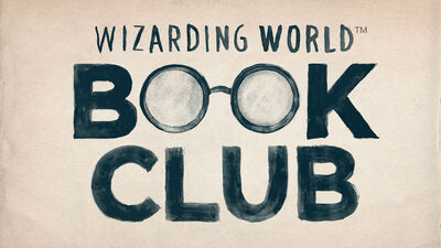 UPDATE: The Wizarding World Book Club Kicks Off Today