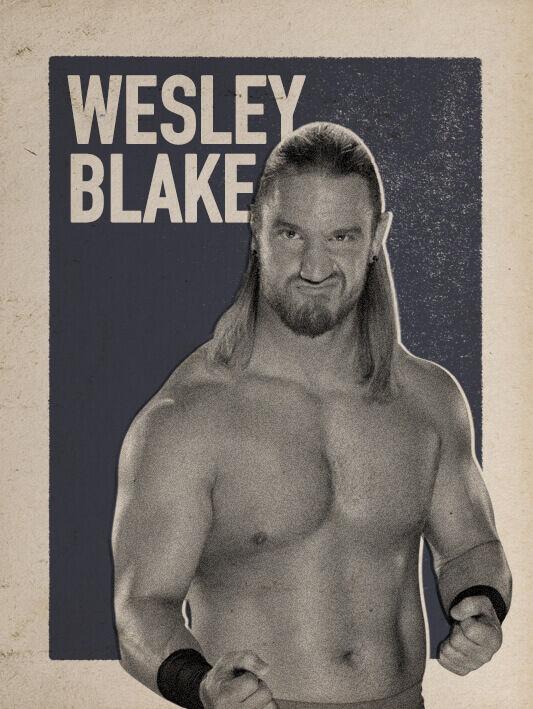 WESLEY BLAKE