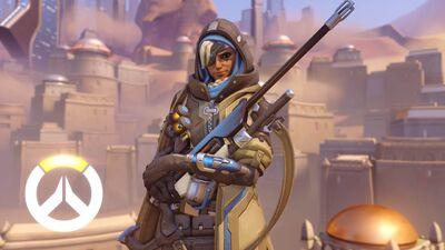 New 'Overwatch' Hero Ana Revealed