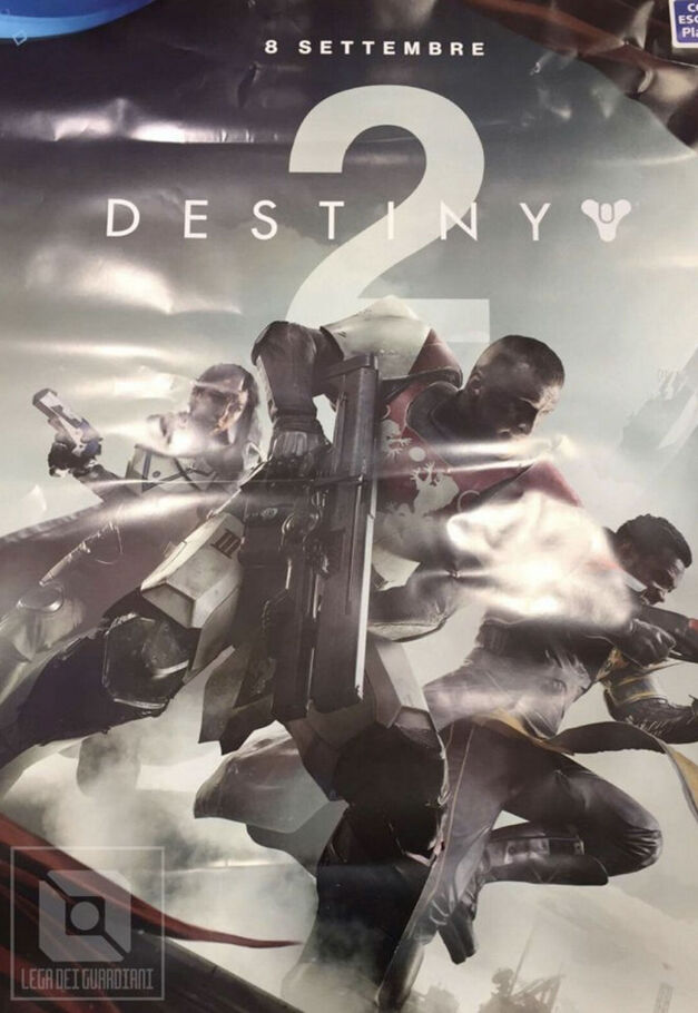 Destiny 2 poster leak